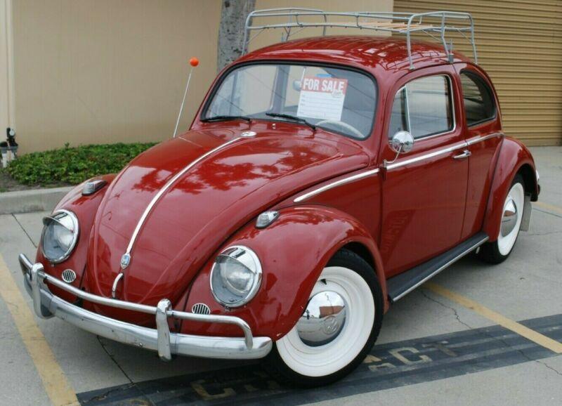 1961 Volkswagen Beetle Classic 2 Door Vw Bug Orginal Volkswagen Beetle Vw Beetle Classic Volkswagen Beetle Convertible