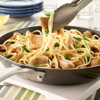 Easy pasta and chicken dinner recipes
