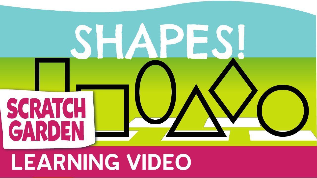 Learning Simple Shapes | Scratch Garden | Art - Videos & Powerpoints ...