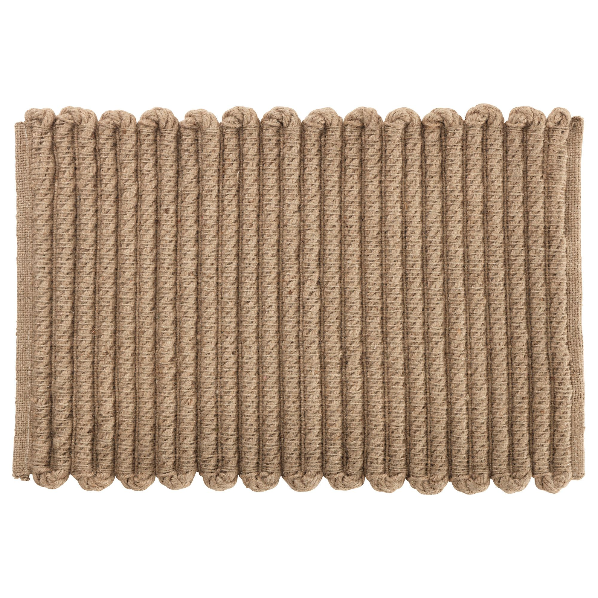 LISEL Door mat IKEA $10 Kitties would LOVE scratching this I