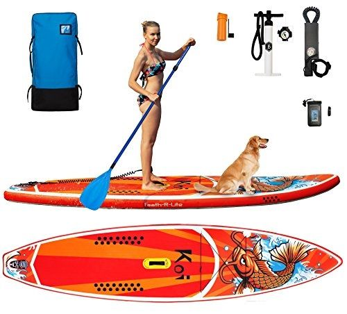 OXYVAN Freein Inflatable Stand Up Paddle Board 10'/11'(6