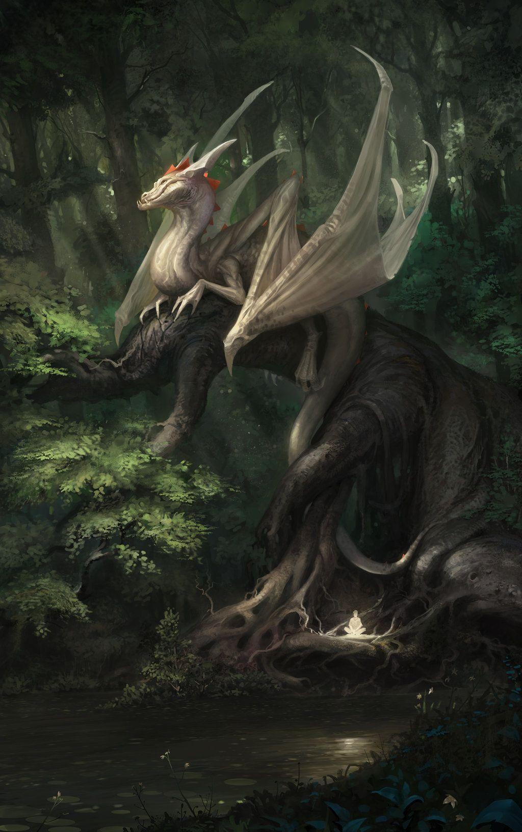 Dragon by Der-Reiko.deviantart.com on @DeviantArt