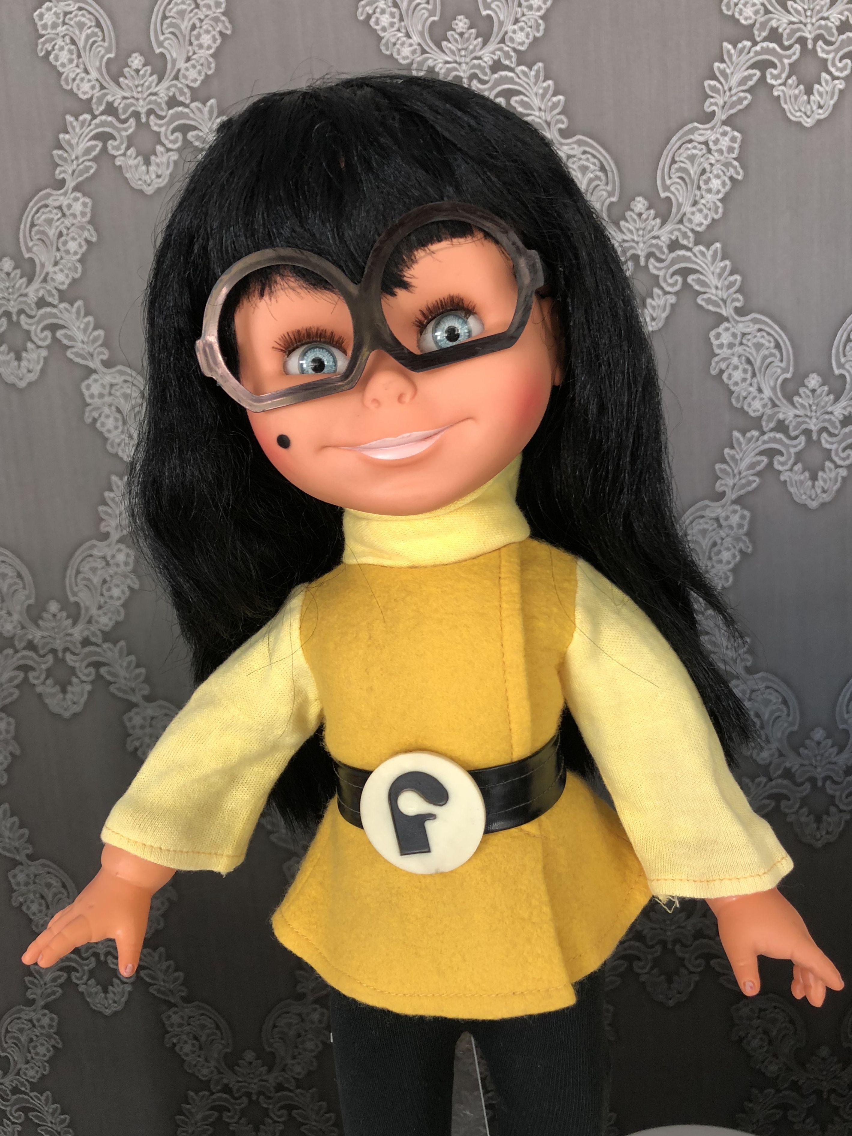 fanella bambola