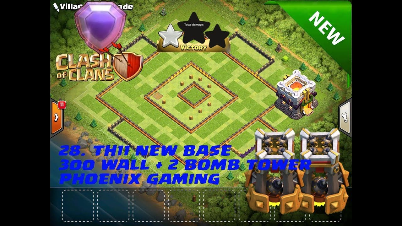 Base War Th 11 Legend 2