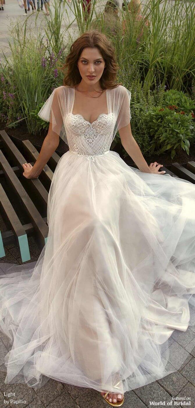 Photo of Light by Papilio 2019 wedding dresses#dresses #light #papilio #wedding