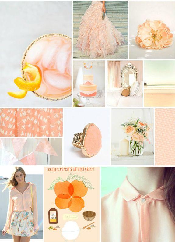 Delicate Peach   Plum Pretty Sugar Loungerie