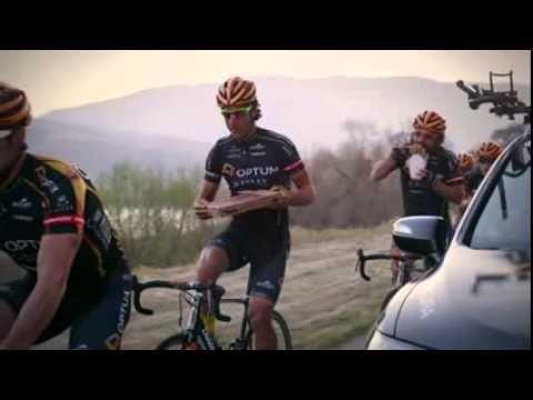 Alimentación ciclista en carrera