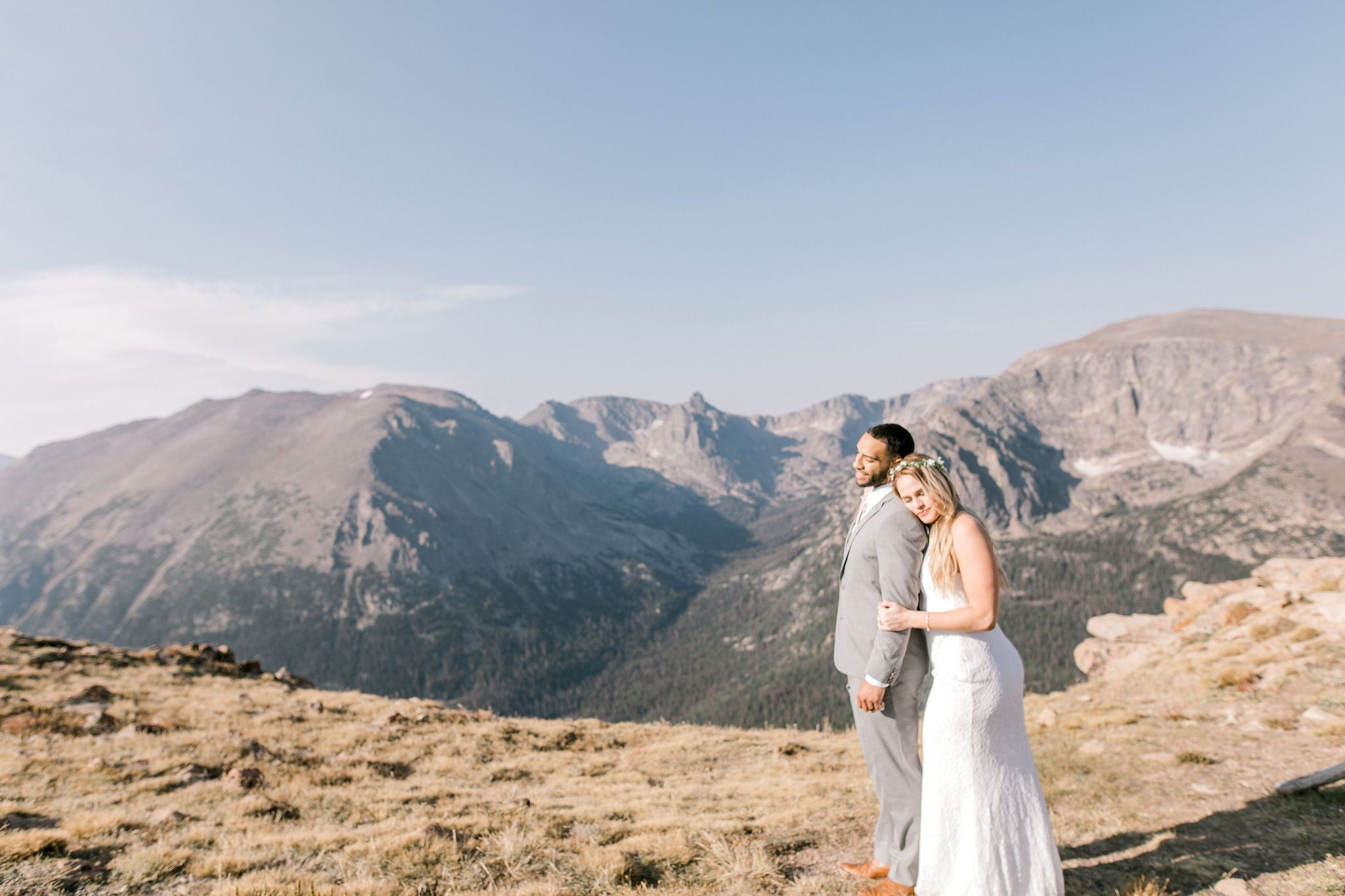 Mountain Elopement Mountain elopement, Mountain wedding