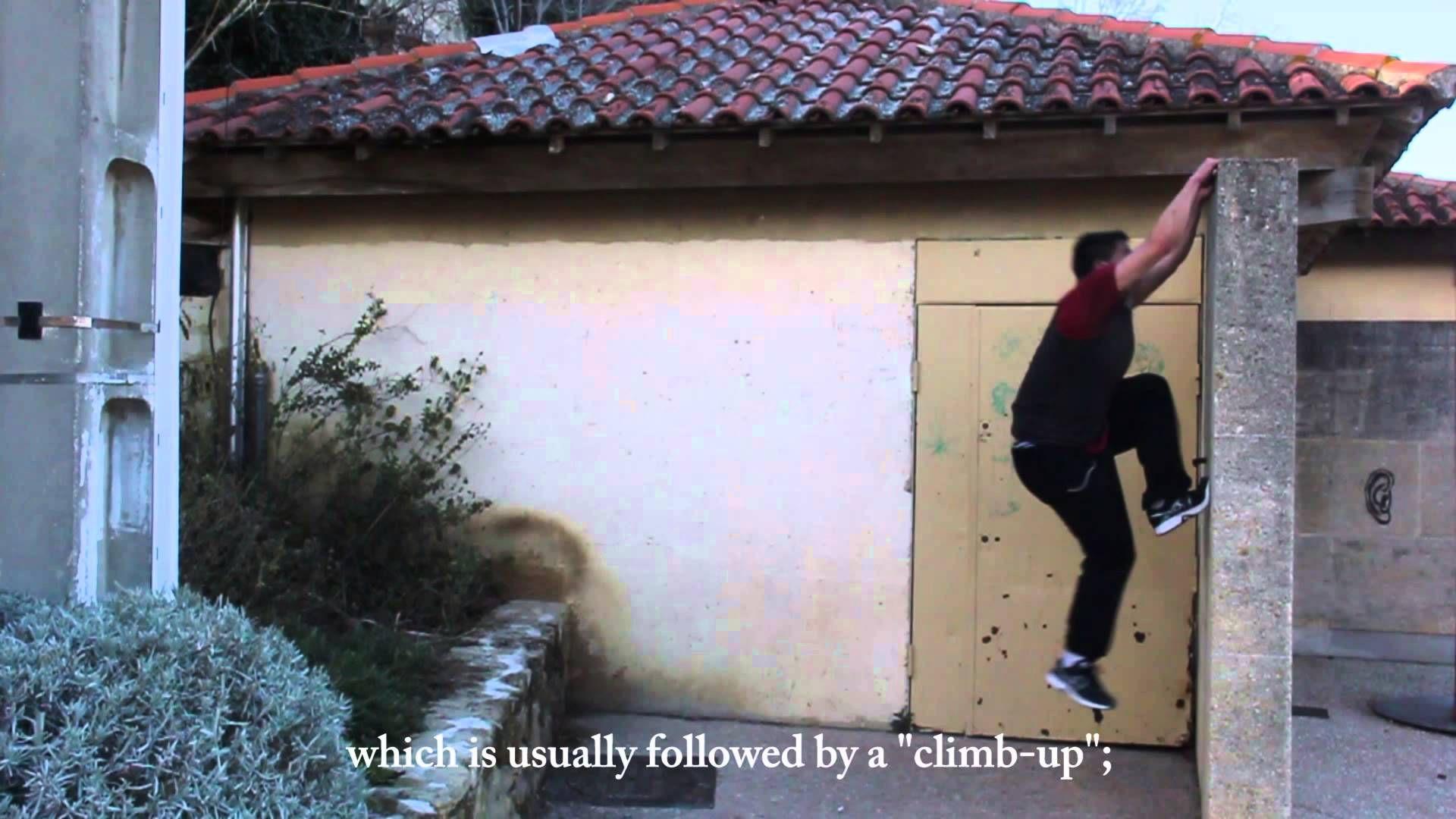Parkour, l'art de se déplacer (with english subtitles)
