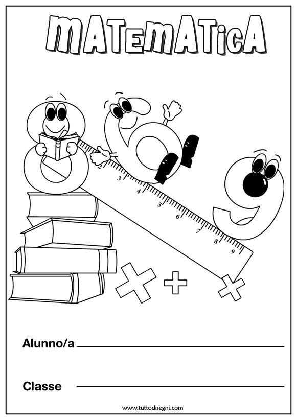 disegni da colorare classe quinta