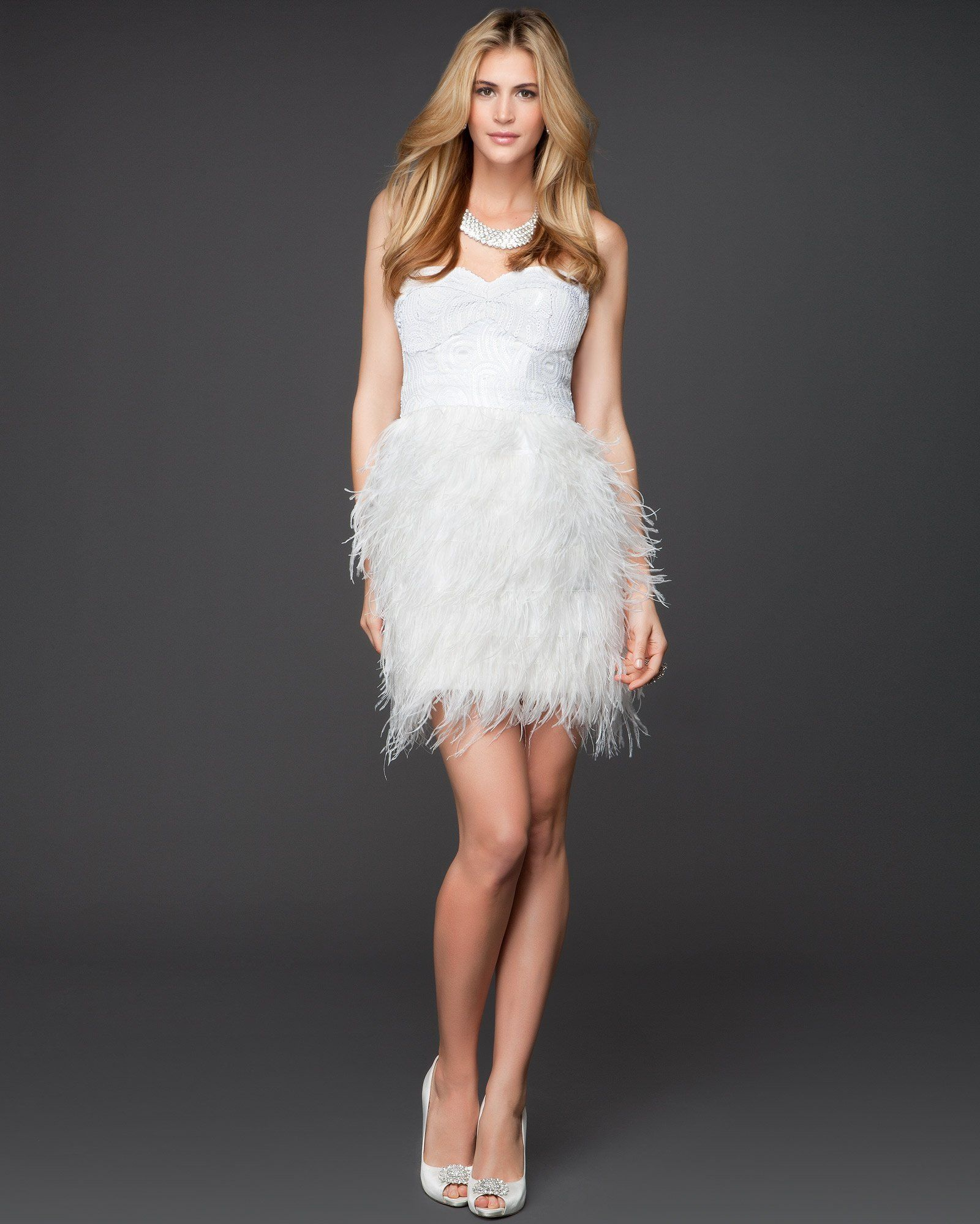Bebe feather dress lam pinterest feather dress bebe and