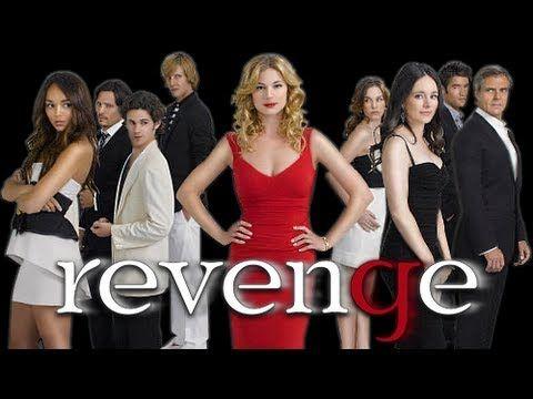 Abertura E Creditos Revenge Youtube Em 2020 Series E Filmes