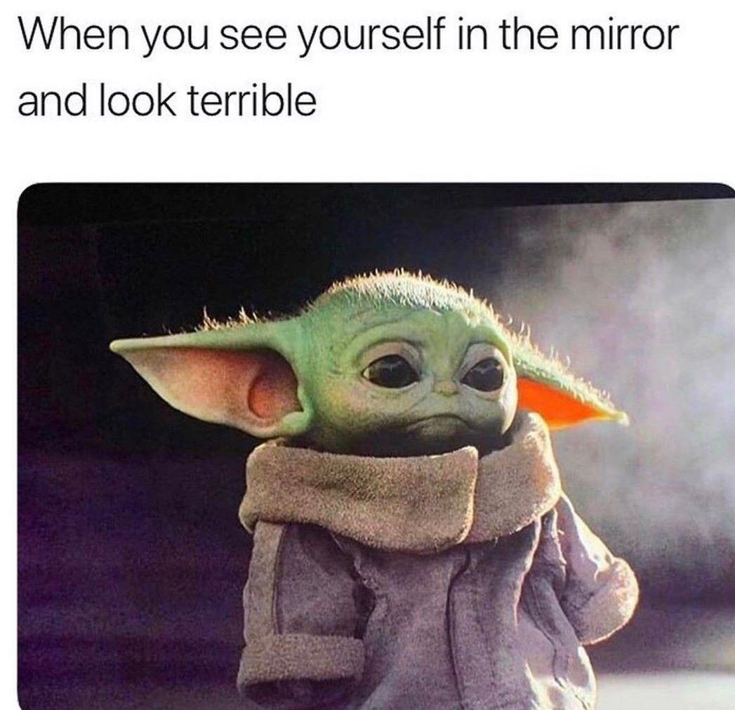 Pin By Bernie Sitzmann On Words And Funny Stuff In 2020 Yoda Meme Star Wars Yoda Star Wars Memes