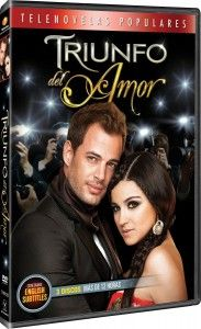 Once telenovelas exitosas del 2011 - I've been wanting to see this one