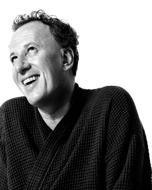 Geoffrey Rush by Andy Gotts