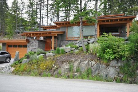 Modern West Coast home at Whistler Photo by Jeff Kuly Favorite