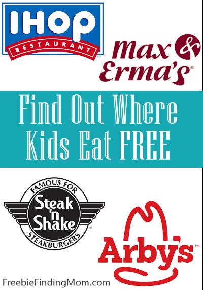 Where Do Kids Eat Free Find Out Toddler Fun Pinterest Saving