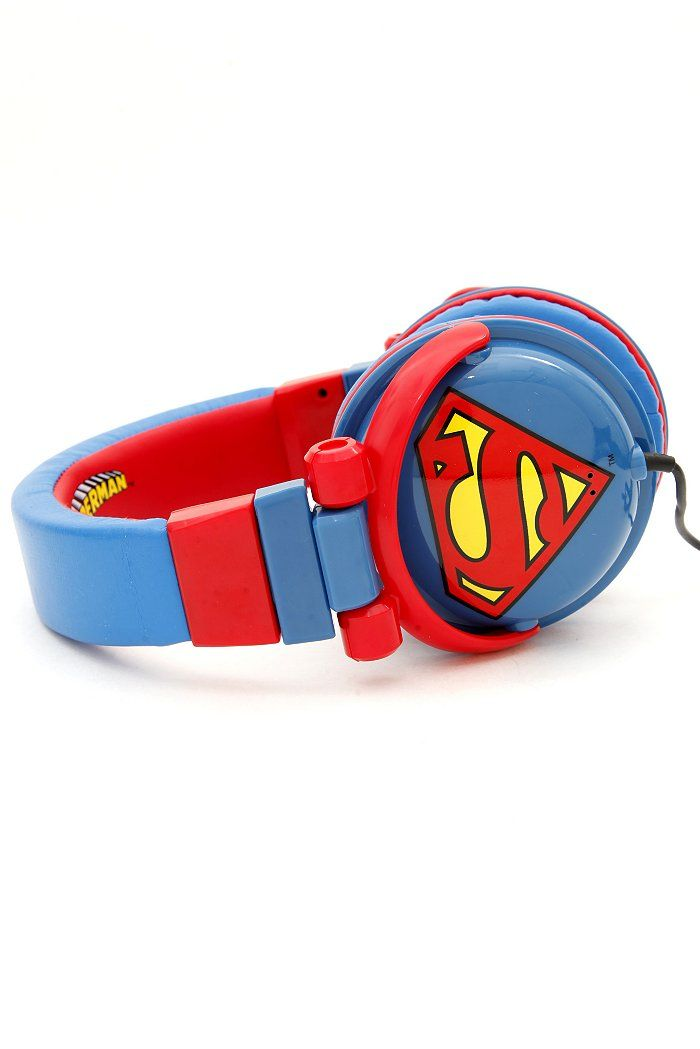 DC Comics Superman Headphones