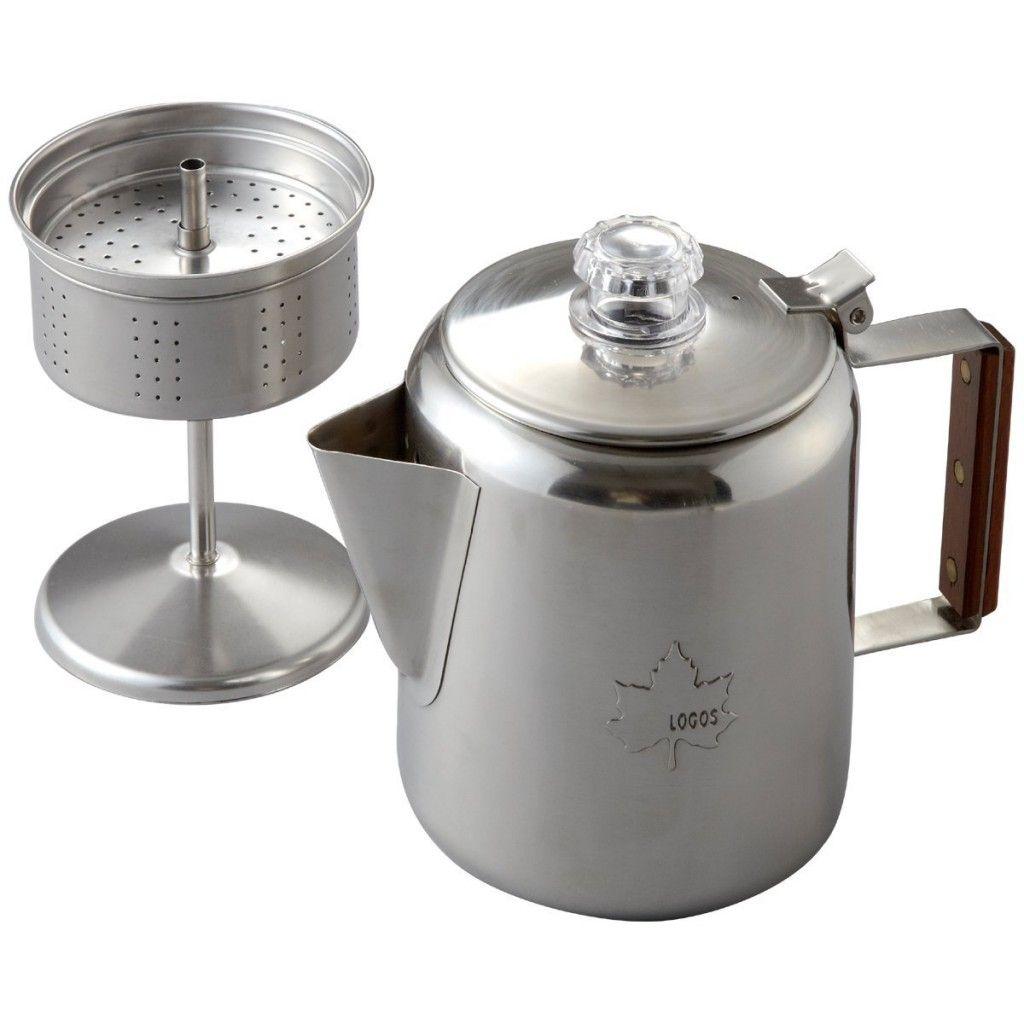 キャンプ用パーコレーター パーコレーター キャンプコーヒー コーヒーメーカー