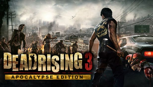 Welcome To Steam Dead Rising Dead Rising 3 Apocalypse