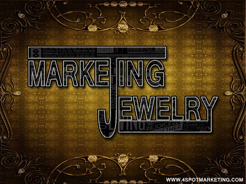 Most guides to Jewelry Marketing Plan concentrate on big budgets and complicated formulas that are out of touch with the reality of small and home based business. Check this link right here http://4SpotMarketing.com/ for more information on Jewelry Marketing Plan. This step-by-step guide takes the mystique out of the process and gets you on the road to creating a marketing plan that works for your needs and goals.