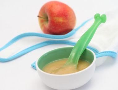 Babynahrung: Apfelmus. Das Lieblingsrezept jedes Babys. So ...