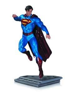 SUPERMAN MAN OF STEEL STATUE BY ROCAFORT - Click to enlarge