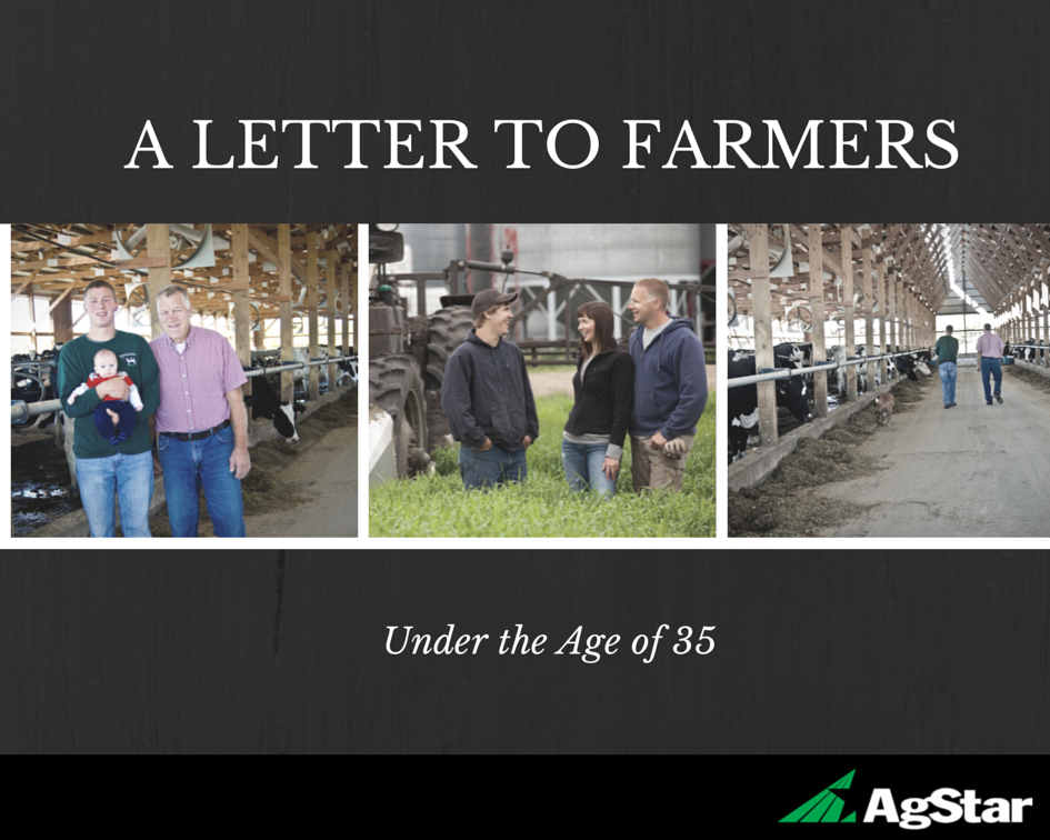 a must read! Young farmers, Farmer, Understanding yourself