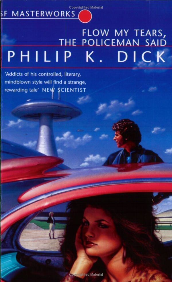 From the author of Do Androids Dream of Electric Sheep (Blade Runner) and Minority Report. Less well known; another vision of a dark future by Philip K Dick