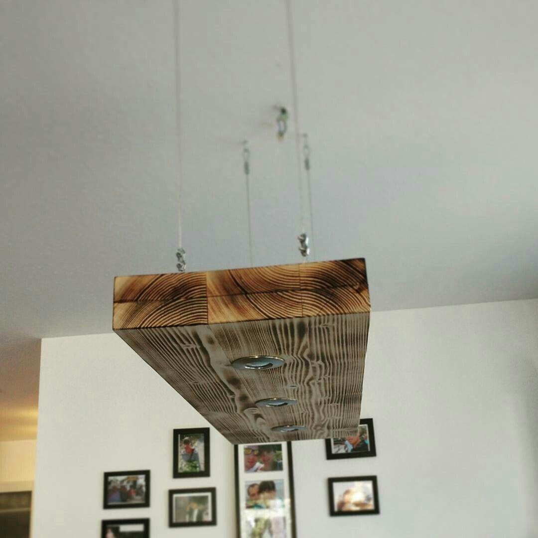 Diy Esstisch Lampe Aus Holz Lampe Esstisch Diy Esstisch Lampen