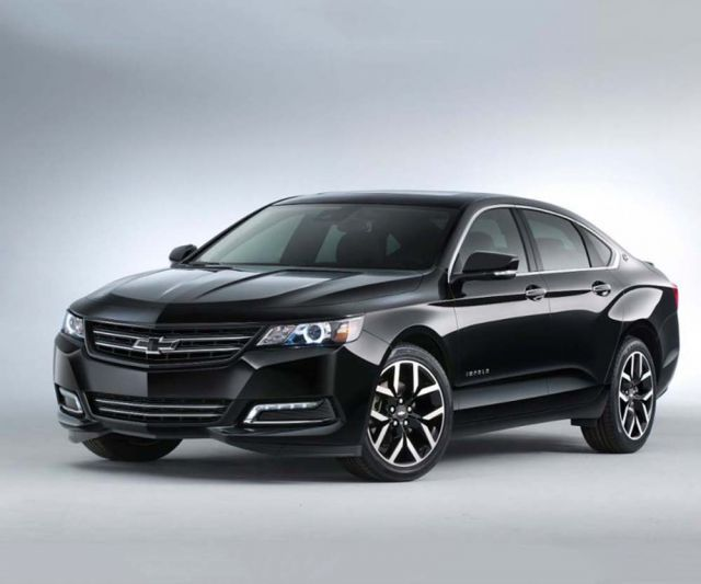 2018 Chevy Impala Redesign Price Colors Photos Release