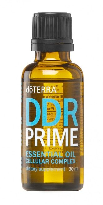 dōTERRA's DDR Prime is a proprietary blend of Certified Pure Therapeutic Grade essential oils formulated to support healthy cellular response, repair, and regeneration. As we age, cellular renewal can be slow or be compromised by oxidative damage to cellular DNA. The essential oils in DDR Prime provide antioxidant protection and support a healthy response to cellular stressors. *doterragl@gmail.com