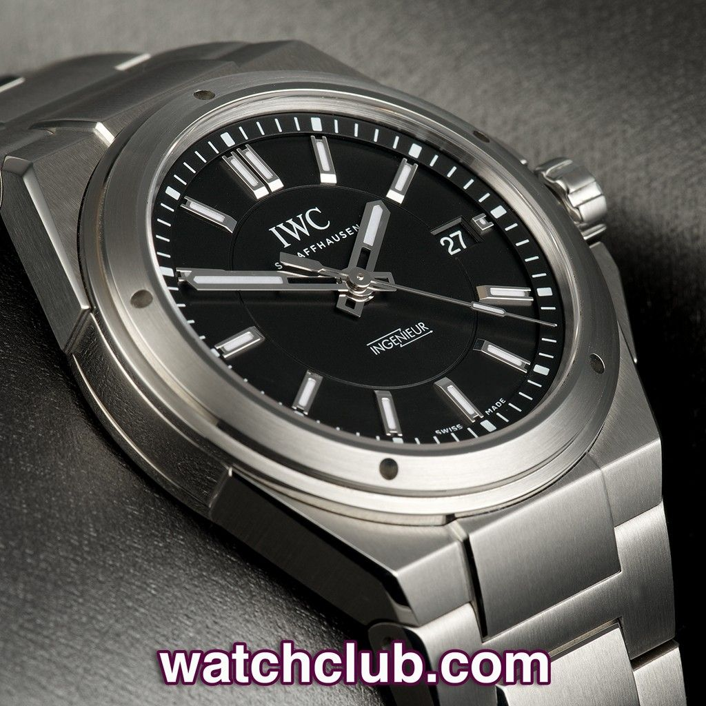 huge selection of 86871 7fda7 IWC Ingenieur 40mm - 'IWC Warranty Until 2016' REF: IW323902 ...