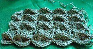 Tina's handicraft : τεχνική -- crochet stitch