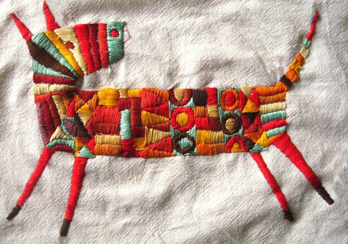 Carolina Bernal: Bordado / Embroidery