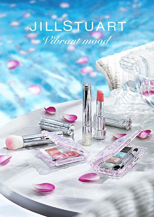 Jill Stuart Vibrant Mood Collection for Summer 2014