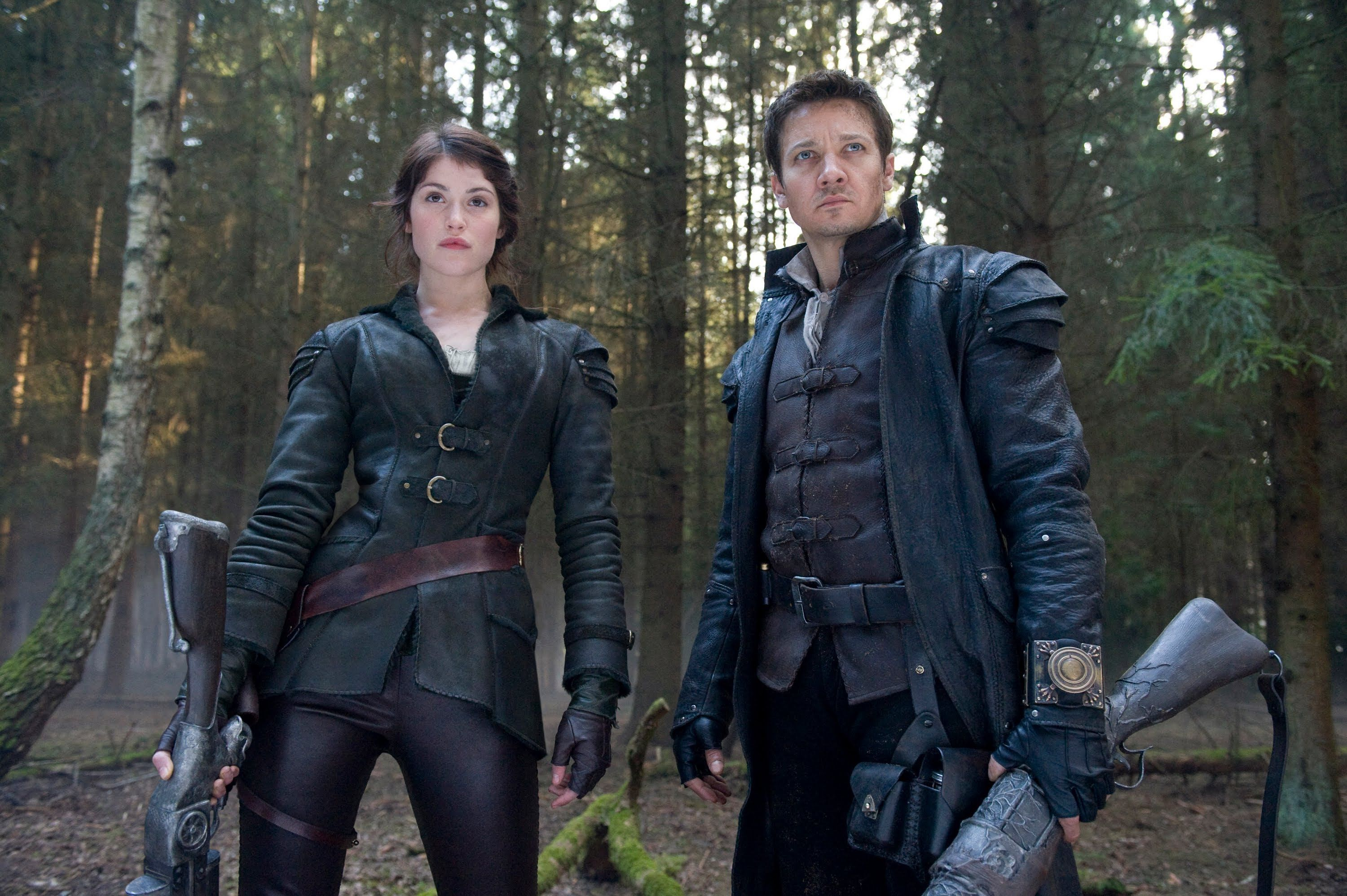 Hansel Gretel Witch Hunters Official Trailer Australia Green Band Youtube Hunter Movie Jeremy Renner Witch