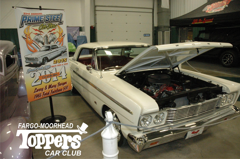 1965 Ford Fairlane 500 Toppers Car Club - Annual Car Show Photos ...