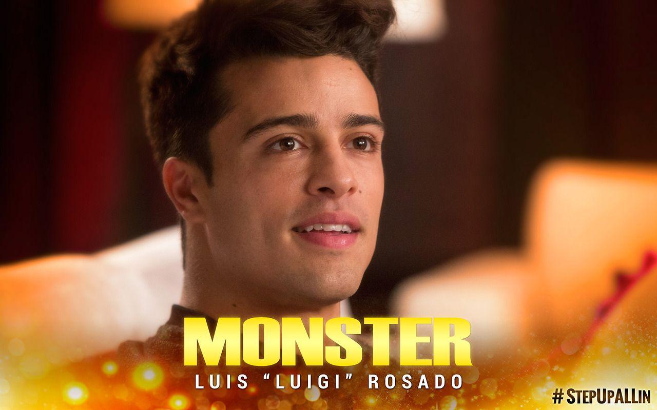 Luis luigi rosado step up