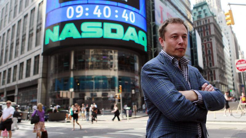 Was Musk's Tesla privatization tweet a good move? Tesla