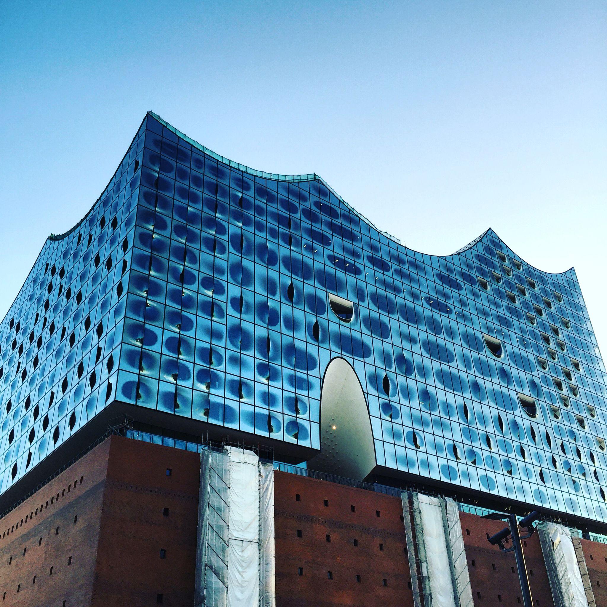 Elbphilharmonie Hamburg Architecture Building Renovations