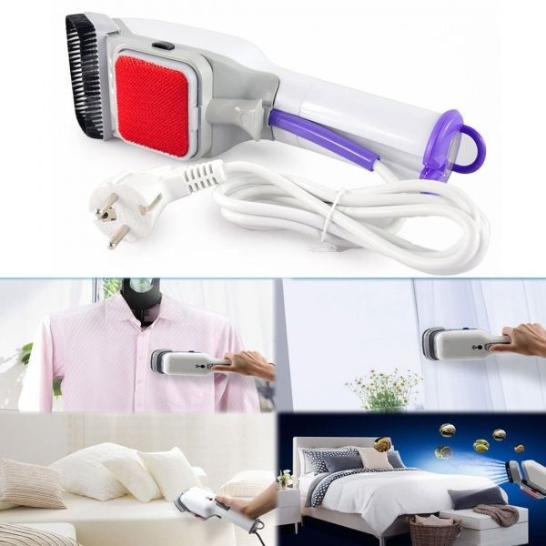 Handheld+Fabric+Iron+Steamer+Clothes+Garment+Brush+Cleaner+New+2016