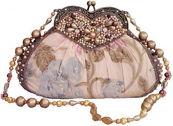 Mary Frances Shoulder / Hand Bag 'Sweetheart' (LD) £134.00 - Mary Frances Handbags Online Shopping Disney cherished teddies snowbabies lenox