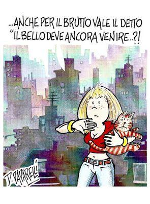 Blog à porter - Il Magazine di Monica Bruna: LA CONTRO COPERTINA DI TARGATOCN: IL BRUTTO D'ESTA...