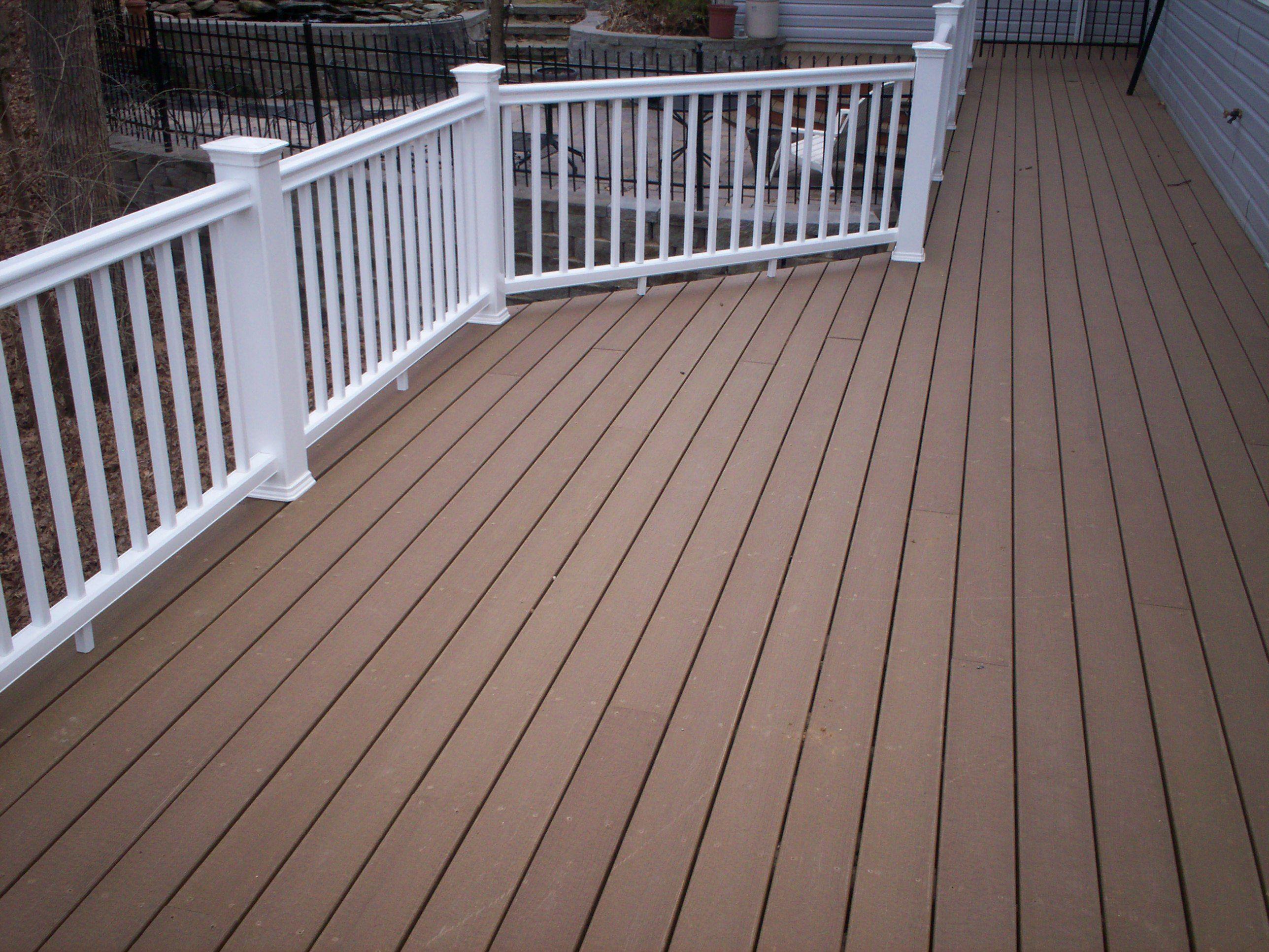 Composite decking builds awesome decks decking synthetic deck composite decking builds awesome decks st louis decks porches baanklon Images
