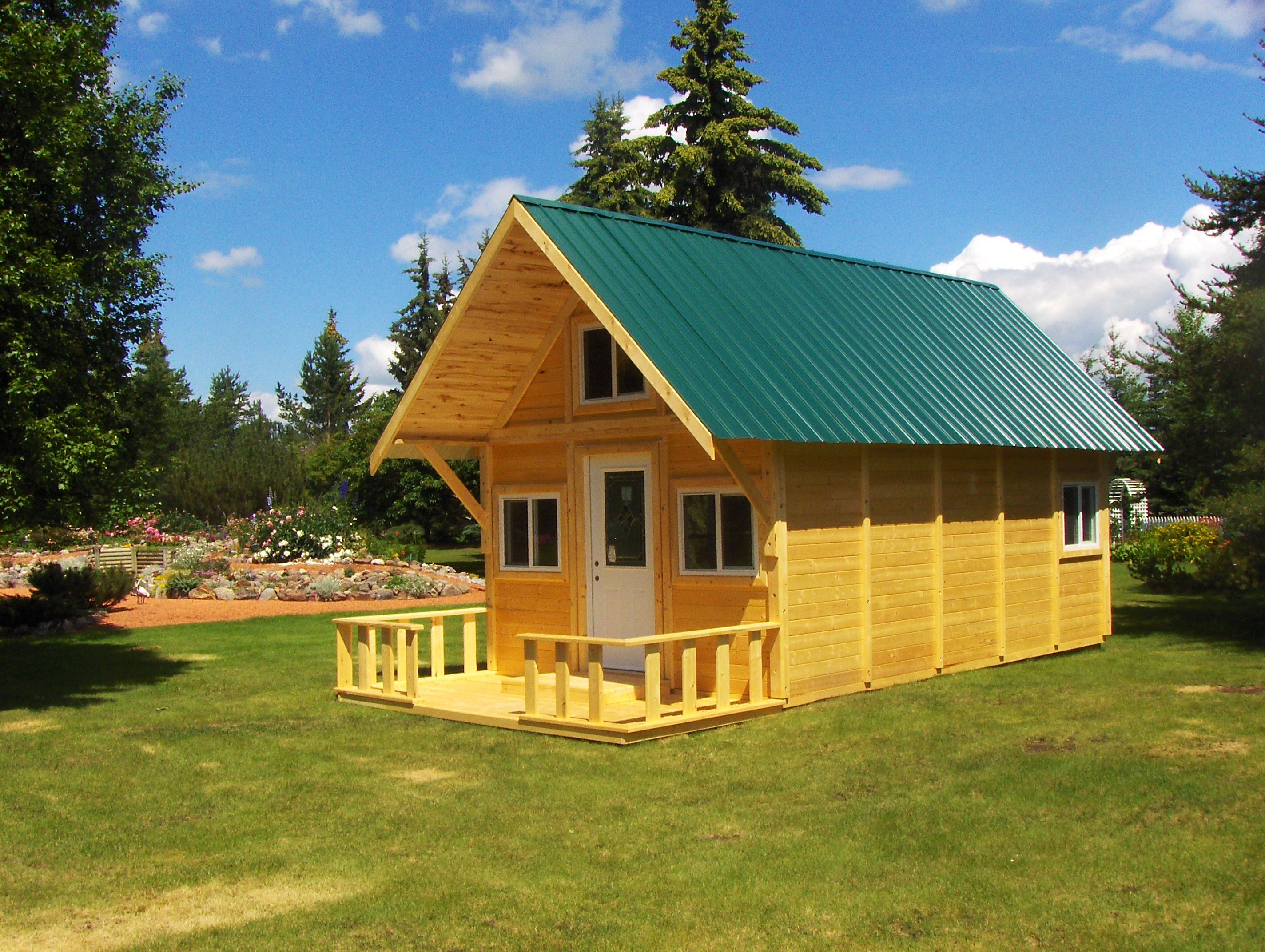 11 best Knotty Pine Cabins images on Pinterest