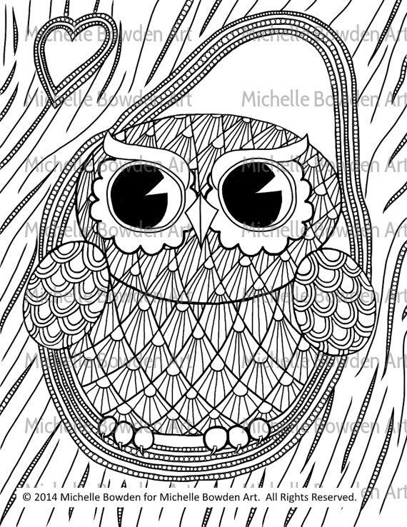 Michelle Bowden Coloring Pages