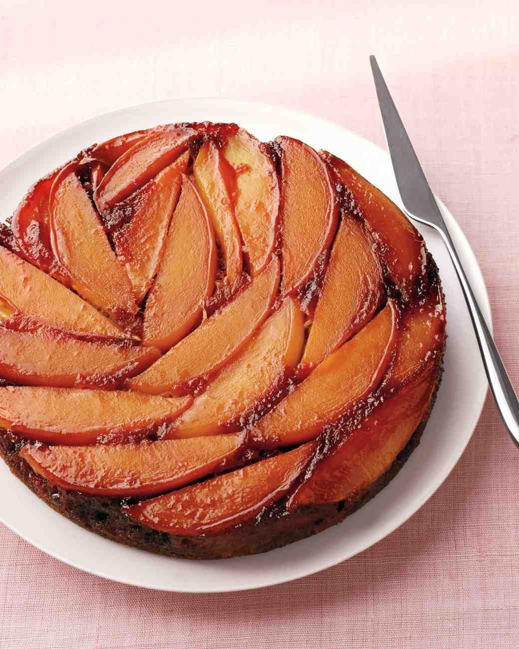 Mango Upside Down Cake Recipe Mango Upside Down Cake Upside Down Cake Cake Recipe Martha Stewart