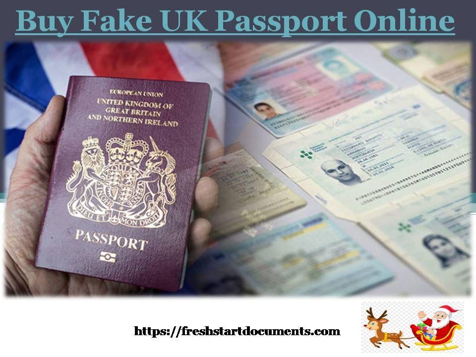 Buy Fake UK Passport Online Passport online