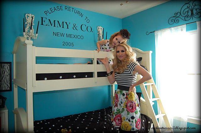 17 Melhores Imagens Sobre Tiffany U0026 CO Room Ideas No Pinterest | Quarto  Prateado, Turquesa E Quartos De Menina Part 19